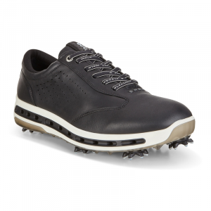 ECCO MEN GOLF COOL  BLACK/BLACK TRANSPARENT DR/O