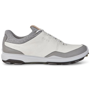 ECCO MEN GOLF BIOM  HYBRID 3 WHITE/BLACK R.YAK/O